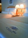 シーリー社のベッド