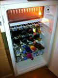 冷蔵庫の中身