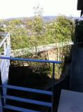 テラスからの眺望