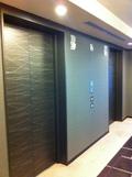 エグゼクティブフロアのエレベーターホール