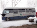 シェラリゾート白馬専用のバス