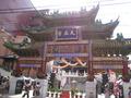 中華街の天后宮