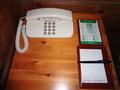 電話、ホテルの内線