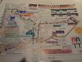 プリンスホテル敷地内案内マップ