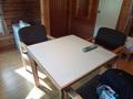 リビングの4人がけテーブル