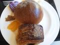 パセオガーデンの洋朝食!