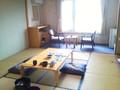 清潔な客室