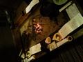 囲炉裏料理、味・雰囲気ともにグッド!!