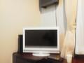 テレビはちょっと小さい