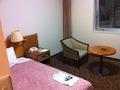 秋田駅前にある老舗のホテルです