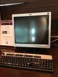 ロビーにあるデスクトップPC