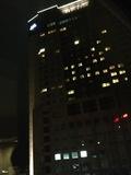 目立つホテル