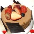 誕生日特典のケーキ♡