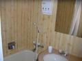 和風な雰囲気を感じられるバス・トイレ