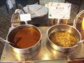 カレーと味噌汁