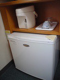 ポット、冷蔵庫