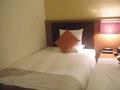 きれいなホテルです