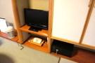 小さめなテレビ