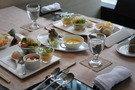 昼食「レディースセット」