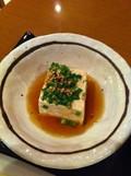 湯豆腐に人気があるようですね