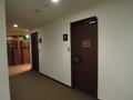 廊下にあるトイレ