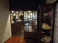 大正館の中の喫茶室