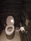 SPAにあるトイレ