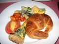 セイルフィッシュカフェのビュッフェ朝食