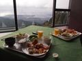 素敵な景色と有名直食バイキング