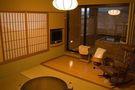 千遊館の露天風呂付客室