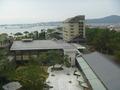 7階 レストランフロア(ルビー)付近からの眺め