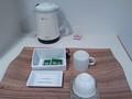 湯沸かし器とお茶