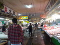 境港の魚市場