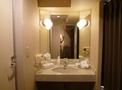 1802号室の洗面台