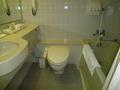 1920号室のトイレとバスです。