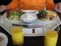朝食バイキング盛り付け(2)