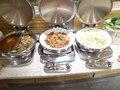 朝食ブッフェ「和食編」①