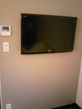 壁かけテレビ
