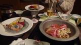 ホテル翔峰の夕食