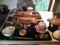 オーベルジュ土佐山の朝食