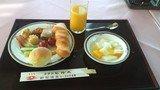ホテルヒルズの朝食