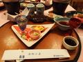 霧島ホテルの夕食
