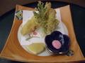 ホテルリマーニの夕食