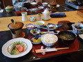堂ヶ島ホテル天遊からの朝食