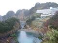堂ヶ島ホテル天遊からの眺望