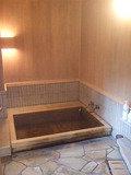 亀の井別荘の部屋の風呂