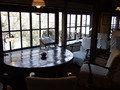 亀の井別荘付属の喫茶