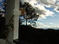 露天風呂のオーベルジュ「つつじとかえで」の眺望