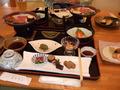 トムラウシ温泉国民宿舎東大雪荘の夕食