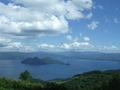 ザ・ウィンザーホテル洞爺リゾート&スパから見た洞爺湖